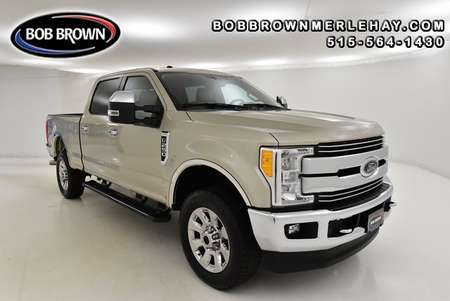 2017 Ford F-250 Lariat 4WD Crew Cab for Sale  - WB61498A  - Bob Brown Merle Hay