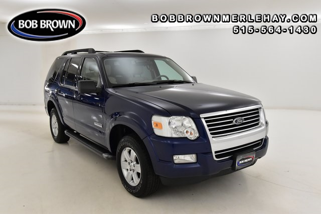 2007 Ford Explorer XLT 4WD  - W126402A  - Bob Brown Merle Hay
