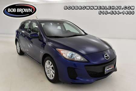 2012 Mazda Mazda3 i for Sale  - W586884  - Bob Brown Merle Hay