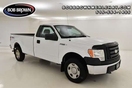 2009 Ford F-150 XL 4WD Regular Cab for Sale  - WB37982  - Bob Brown Merle Hay