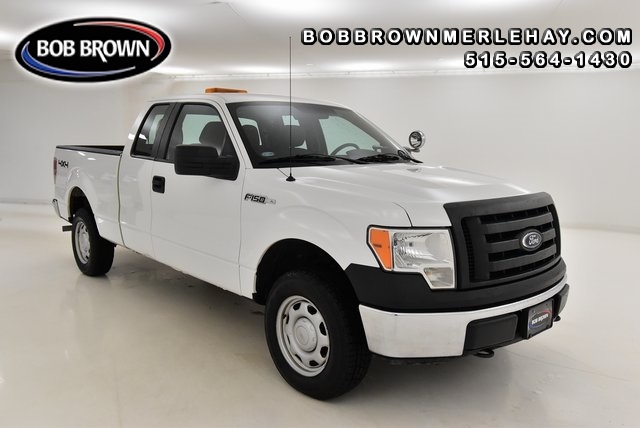 2010 Ford F-150 XL 4WD SuperCab  - WC54689  - Bob Brown Merle Hay