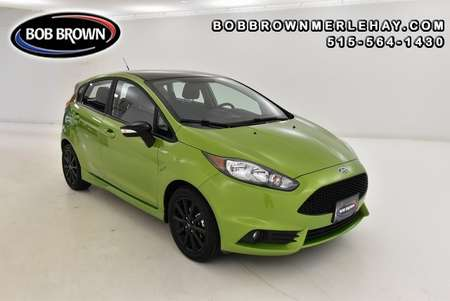 2019 Ford Fiesta ST for Sale  - W118242  - Bob Brown Merle Hay
