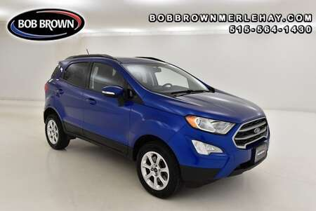 2018 Ford EcoSport SE 4WD for Sale  - W174879  - Bob Brown Merle Hay