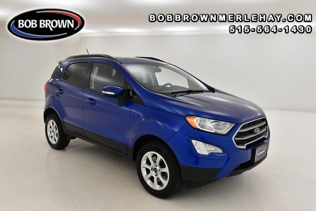 2018 Ford EcoSport SE 4WD  - W174879  - Bob Brown Merle Hay