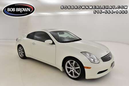 2006 Infiniti G35 Coupe Base for Sale  - W701177  - Bob Brown Merle Hay