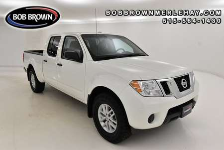 2017 Nissan Frontier SV Crew Cab for Sale  - W736657  - Bob Brown Merle Hay