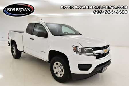 2015 Chevrolet Colorado Work Truck 2WD Extended Cab for Sale  - W245558  - Bob Brown Merle Hay
