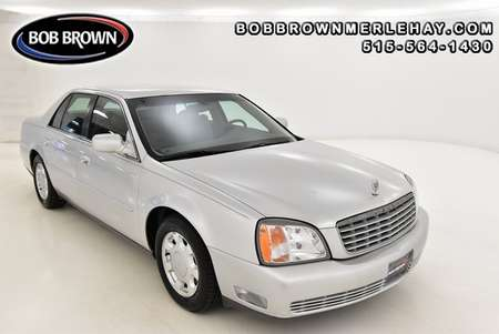 2000 Cadillac DeVille Base for Sale  - W233789  - Bob Brown Merle Hay