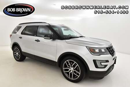 2016 Ford Explorer Sport 4WD for Sale  - W706624A  - Bob Brown Merle Hay