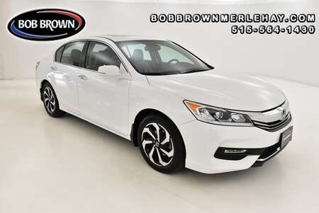 2016 Honda Accord EX-L for Sale  - W089838  - Bob Brown Merle Hay
