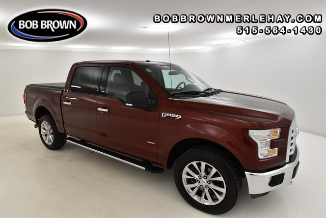 2015 Ford F-150 XLT 4WD SuperCrew  - WD09426  - Bob Brown Merle Hay