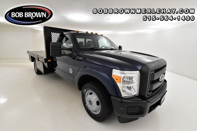 2013 Ford F-350 XL 2WD Regular Cab  - WB53535  - Bob Brown Merle Hay