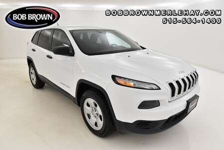 2015 Jeep Cherokee Sport 4WD for Sale  - W594205  - Bob Brown Merle Hay