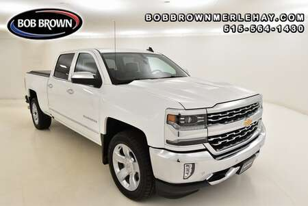 2018 Chevrolet Silverado 1500 LTZ 4WD Crew Cab for Sale  - W243295  - Bob Brown Merle Hay