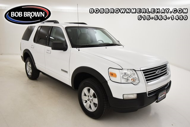 2007 Ford Explorer XLT 4WD  - WA86995  - Bob Brown Merle Hay