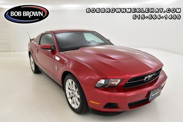 2011 Ford Mustang V6  - W107506  - Bob Brown Merle Hay