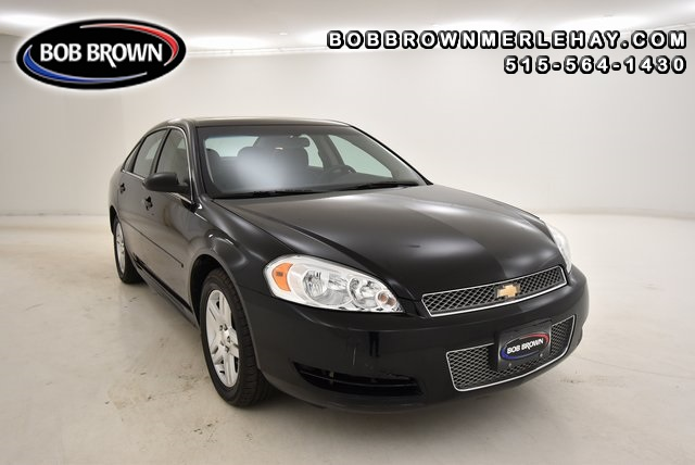 2015 Chevrolet Impala Limited LT  - W116182  - Bob Brown Merle Hay