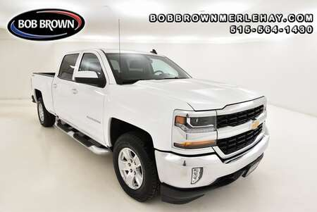 2016 Chevrolet Silverado 1500 LT 4WD Crew Cab for Sale  - W196575  - Bob Brown Merle Hay