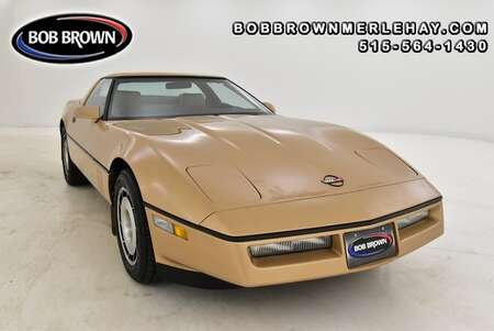 1984 Chevrolet Corvette Base for Sale  - W111450  - Bob Brown Merle Hay