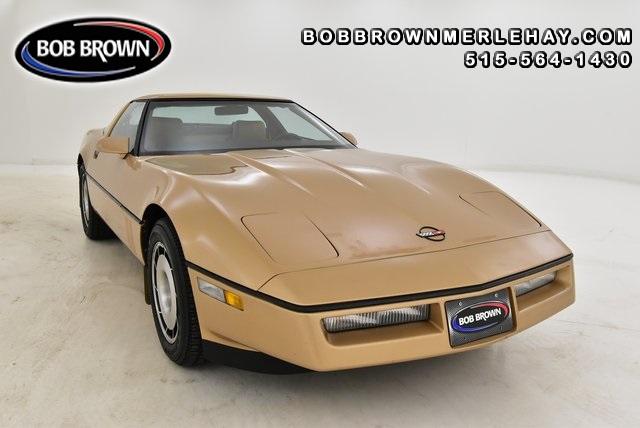 1984 Chevrolet Corvette Base  - W111450  - Bob Brown Merle Hay