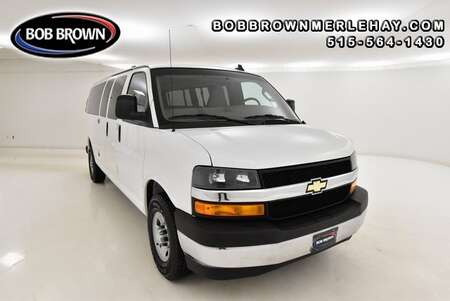 2017 Chevrolet Express Passenger LT for Sale  - W334381  - Bob Brown Merle Hay