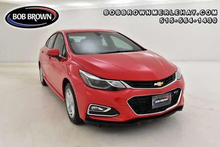 2017 Chevrolet Cruze LT for Sale  - W185693  - Bob Brown Merle Hay