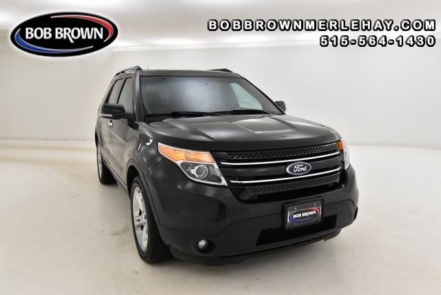 2013 Ford Explorer Limited 4WD  - WA66866  - Bob Brown Merle Hay