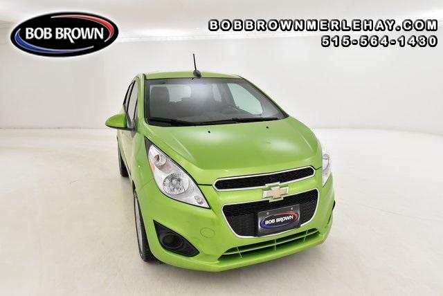 2015 Chevrolet Spark 1LT  - W788339  - Bob Brown Merle Hay