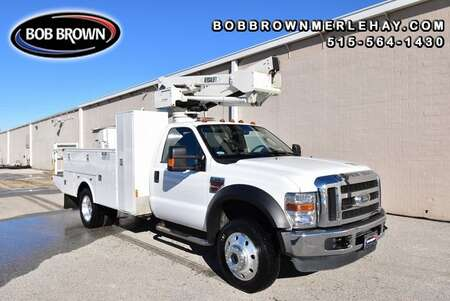 2009 Ford F-550 WITH SERVICE BODY AND MAN LIFT 4WD Regular Cab for Sale  - WB16927  - Bob Brown Merle Hay