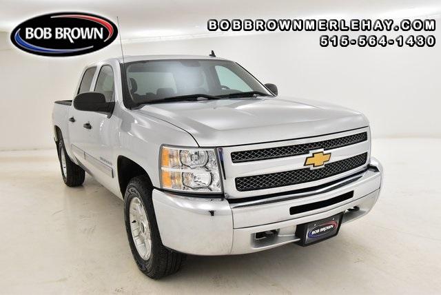 2013 Chevrolet Silverado 1500 LT 4WD Crew Cab  - W268640  - Bob Brown Merle Hay