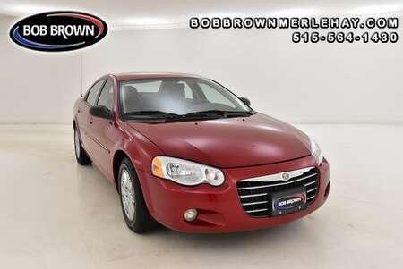 2004 Chrysler Sebring Limited for Sale  - W391408  - Bob Brown Merle Hay