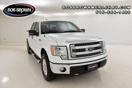 2014 Ford F-150 XLT 4WD SuperCrew for Sale  - WE56002  - Bob Brown Merle Hay