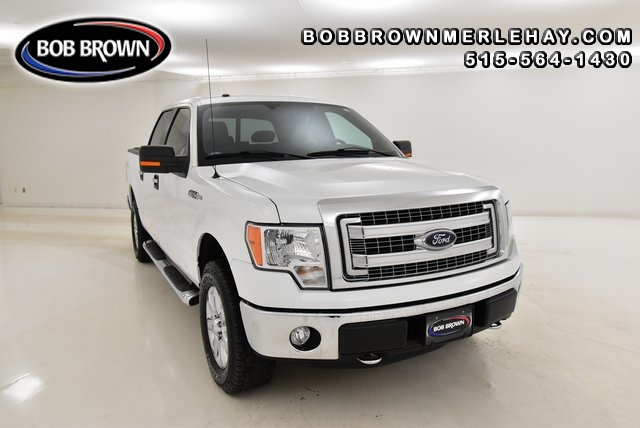 2014 Ford F-150 XLT 4WD SuperCrew  - WE56002  - Bob Brown Merle Hay