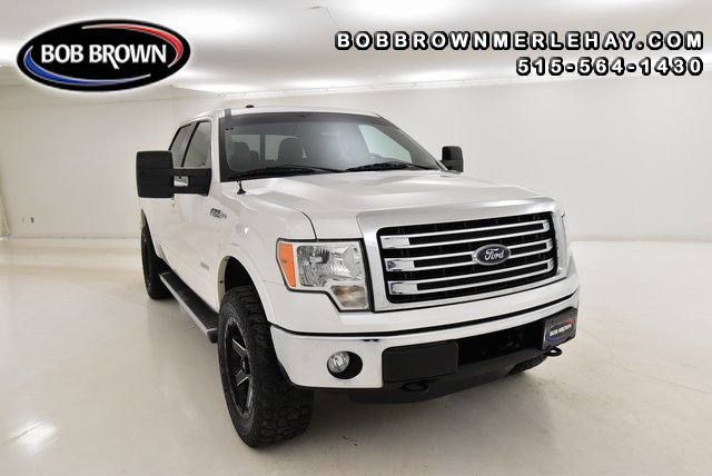 2013 Ford F-150 Lariat 4WD SuperCrew  - WD65149  - Bob Brown Merle Hay