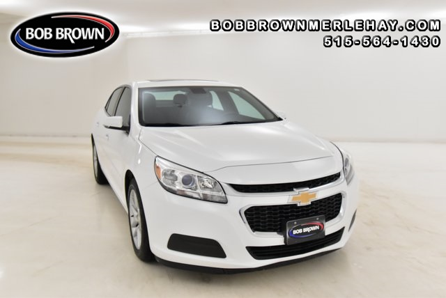 2016 Chevrolet Malibu Limited LT  - W112363A  - Bob Brown Merle Hay