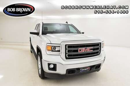 2015 GMC Sierra 1500 SLE 4WD for Sale  - W321035  - Bob Brown Merle Hay