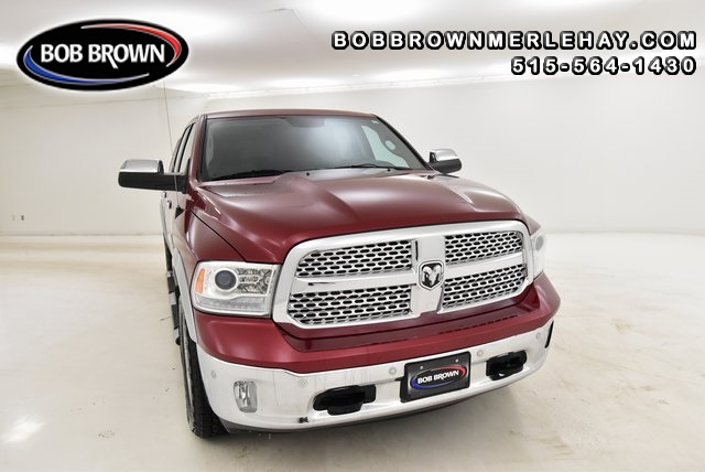 2014 Ram 1500 Laramie 4WD Crew Cab  - W209611  - Bob Brown Merle Hay