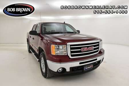 2013 GMC Sierra 1500 SLE 4WD Crew Cab for Sale  - W277676A  - Bob Brown Merle Hay