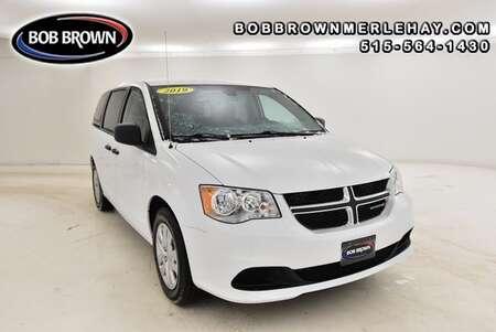 2019 Dodge Grand Caravan SE for Sale  - W798588  - Bob Brown Merle Hay