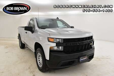 2020 Chevrolet Silverado 1500 WT 4WD Regular Cab for Sale  - W105144  - Bob Brown Merle Hay