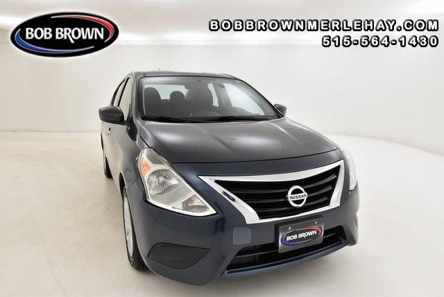 2016 Nissan Versa 1.6 SV  - W802568  - Bob Brown Merle Hay