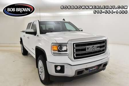 2015 GMC Sierra 1500 SLT 4WD Crew Cab for Sale  - W414259  - Bob Brown Merle Hay