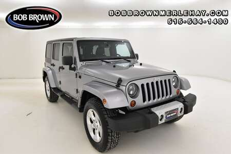 2013 Jeep Wrangler Unlimited Sahara 4WD for Sale  - W657520  - Bob Brown Merle Hay