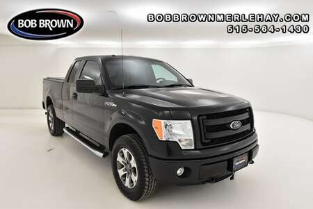 2014 Ford F-150 STX 4WD SuperCab for Sale  - WB61150  - Bob Brown Merle Hay