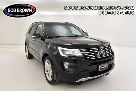 2016 Ford Explorer Limited 4WD for Sale  - WA33239  - Bob Brown Merle Hay