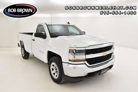2016 Chevrolet Silverado 1500 LS 2WD Regular Cab for Sale  - W271203  - Bob Brown Merle Hay