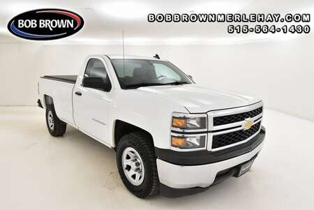 2015 Chevrolet Silverado 1500 LS 2WD Regular Cab for Sale  - W170866  - Bob Brown Merle Hay