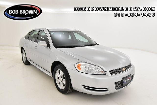 2012 Chevrolet Impala  - Bob Brown Merle Hay