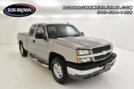 2003 Chevrolet Silverado 1500 LT 4WD Extended Cab for Sale  - W195363  - Bob Brown Merle Hay