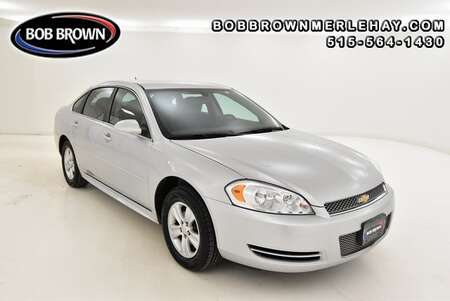2015 Chevrolet Impala Limited LT for Sale  - W129865  - Bob Brown Merle Hay